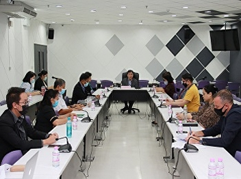 Meeting to clarify operational guidelines Of the College of Service Industry Management